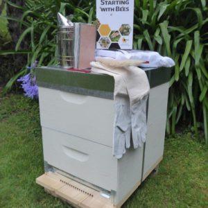Beehive starter package