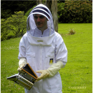 Sherriff bee suit